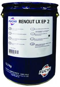 RENOLIT LX EP 2 12.5KG