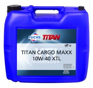 TITAN CARGO MAXX 10W-40 XTL 20L