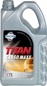 TITAN CARGO MAXX 10W-40 XTL 5L