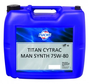 TITAN CYTRAC MAN SYNTH 75W-80 20L