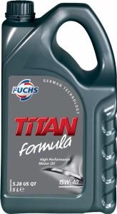 TITAN FORMULA 15W-40 5L