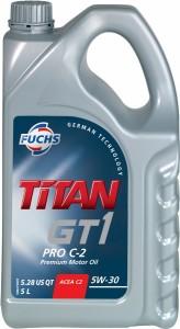 TITAN GT1 PRO C-2 5W-30 5L
