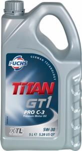 TITAN GT1 PRO C-3 5W-30 5L