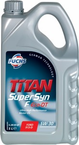 TITAN SUPERSYN F ECO-DT 5W-30 5L