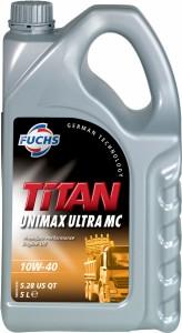 TITAN UNIMAX ULTRA MC 10W-40 5L
