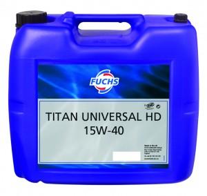 TITAN UNIVERSAL HD 15W-40 20L